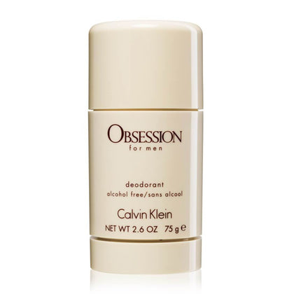 Calvin Klein Obsession For Men Deodorant Stick (alcohol free) 75g