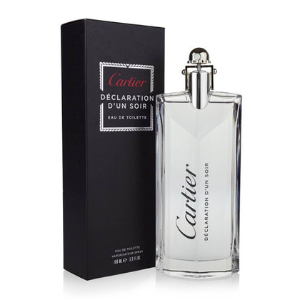 Cartier Declaration D'UN Soir Eau De Toilette For Men 100ml