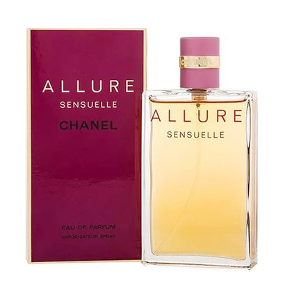 Chanel Allure Sensuelle Eau De Perfume For Women - 100ml