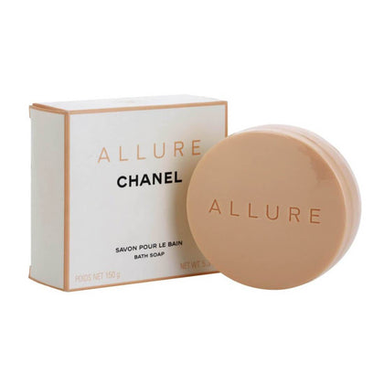 Chanel Allure Perfumed Body Bath Soap For Women 150g