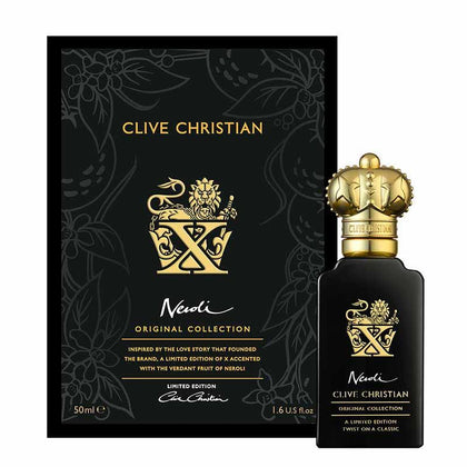 Clive Christian X Neroli Limited Edition Parfum -50ml