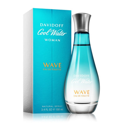 Davidoff Cool Water Wave For Women Perfume - 100ml