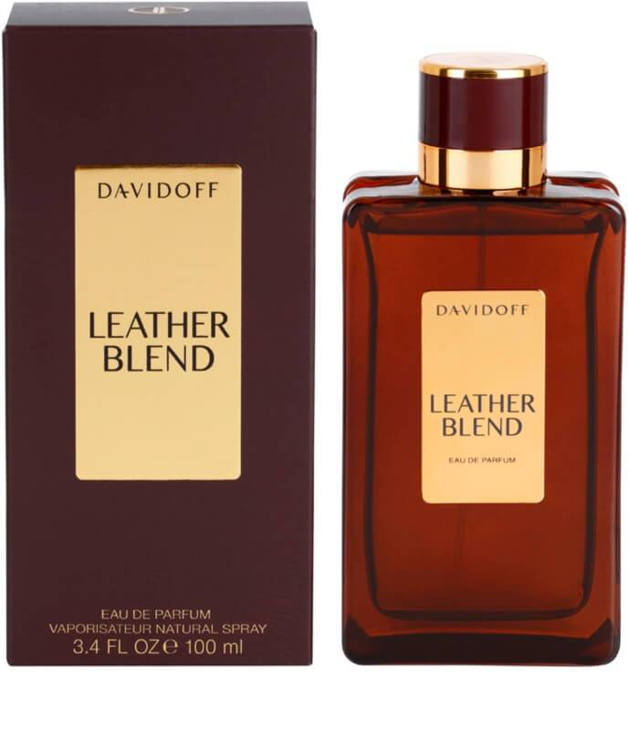 Davidoff Leather Blend Perfume - 100ml