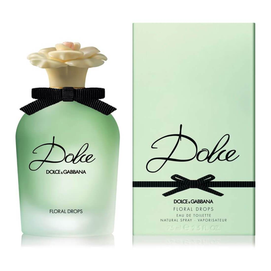 Dolce & Gabbana Dolce Floral Drops Eau De Toilette For Women 75ml