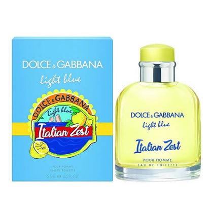 Dolce & Gabbana Italian Zest For Men Perfume - 125ml
