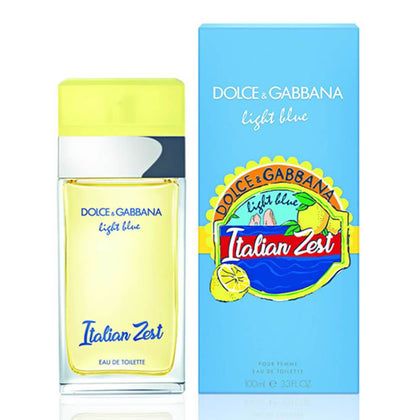 Dolce & Gabbana Italian Zest For Women Perfume - 100ml