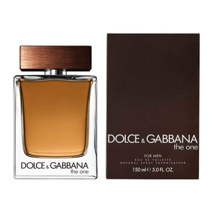 Dolce & Gabbana The One For Men Eau De Toilette For Men 150ml