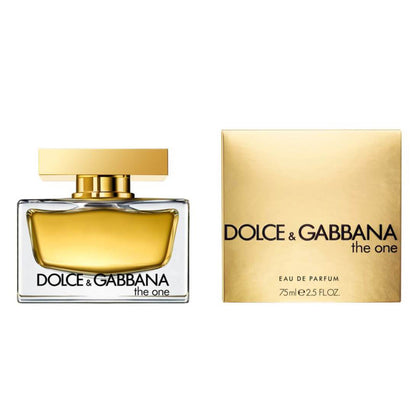 Dolce & Gabbana The One For Women Perfume - 75ml