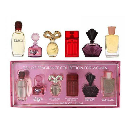 Elizabeth Arden Deluxe Fragrance Collection For Women Gift Set