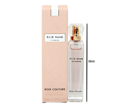 ELIE SAAB LE PARFUM ROSE COUTURE EAU DE TOILETTE SPRAY 10 ML MINIATURE SPRAY