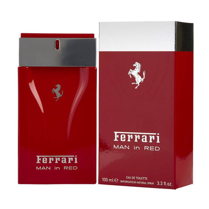 Ferrari Man in Red Perfume For Men - 100ml