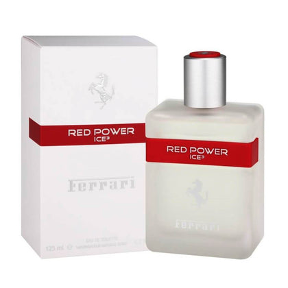Ferrari Red Power Ice 3 Perfume For Men - 125ml