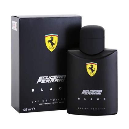 Ferrari Scuderia Ferrari Black Perfume For Men - 125ml