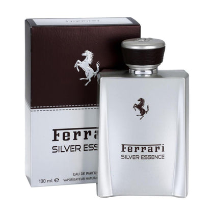 Ferrari Silver Essence Perfume - 100ml