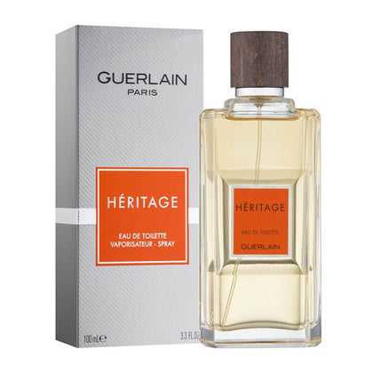 Guerlain Heritage Eau De Toilette Perfume For Men - 100ml