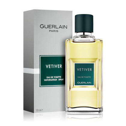 Guerlain Vetiver Eau De Toilette Perfume For Men - 100ml