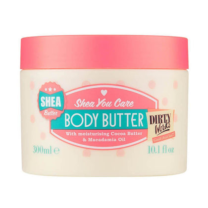 Dirty Works Supreme Cream Body Butter - 300ml
