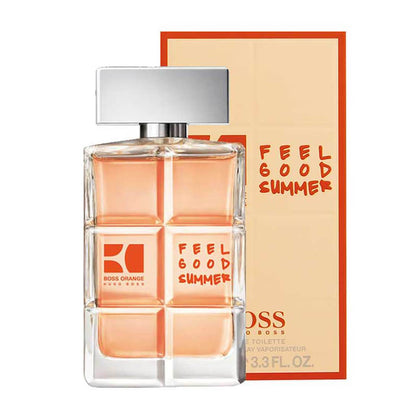 Hugo Boss BOSS Orange Man Feel Good Summer Eau De Toilette For Men 100ml