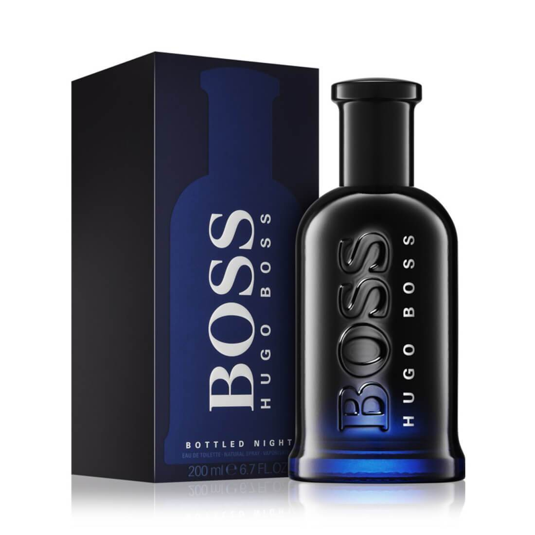 Hugo Boss Bottled Night Perfume