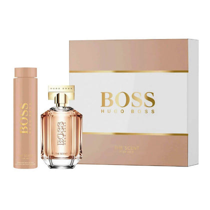 Hugo Boss The Scent Gift Set For Her