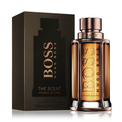 Hugo Boss The Scent Men Private Accord Perfume - 100ml