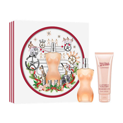 Jean Paul Gaultier Classique For Women Gift Set 50ml