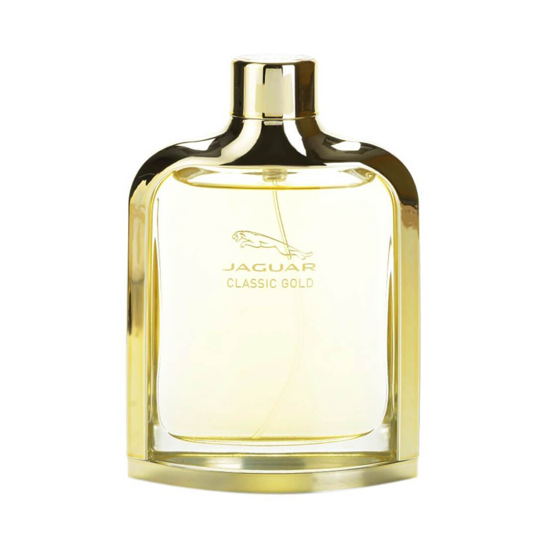 Jaguar Classic Gold EDT Perfume For Men - 100ml
