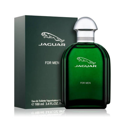 Jaguar Green EDT Perfume For Men - 100ml