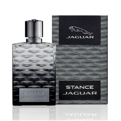 Jaguar Stance Eau De Toilette For Men - 100ml