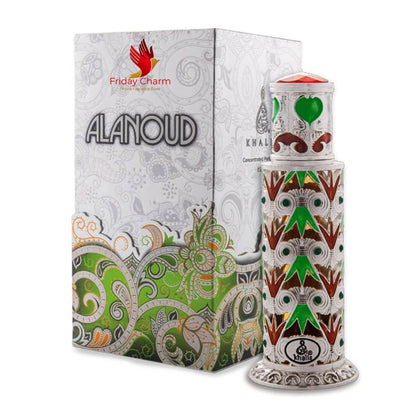 Khalis Al Anoud Attar - 18ml