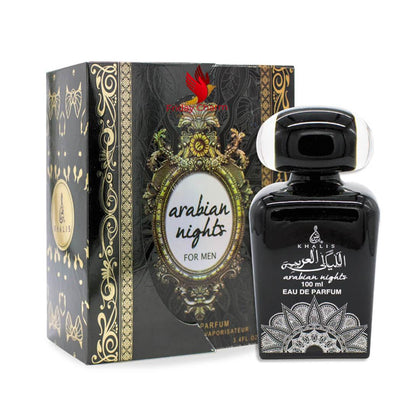 Khalis Perfumes Arbian Night men Fragrance Spray - 100 ml