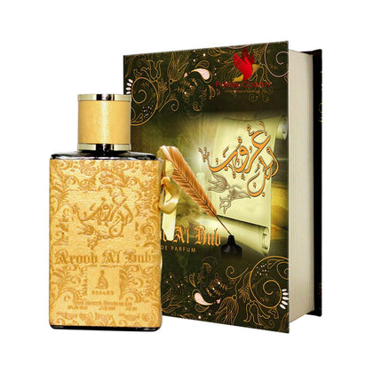 Khalis Perfumes Aroob Al Hub Fragrance Spray 80ml