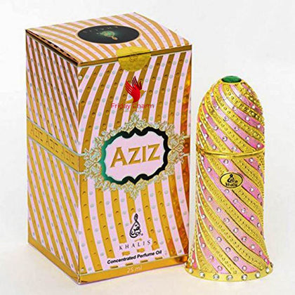 Khalis Aziz Attar - 18ml