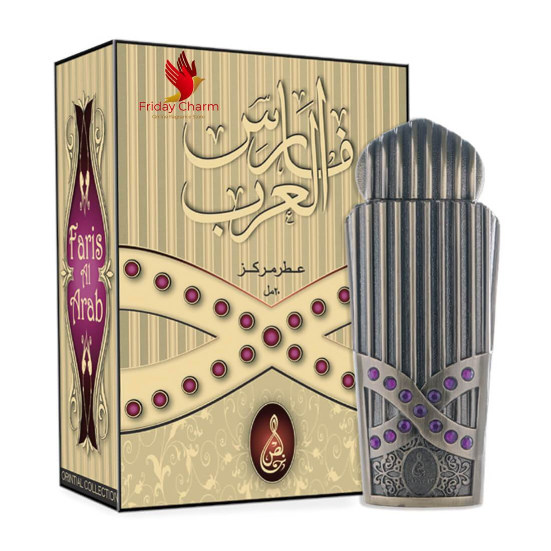 Khalis Faris Al Arab Attar - 20ml