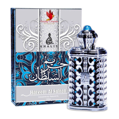 Khalis Hareem Al Sultan Attar - 20ml