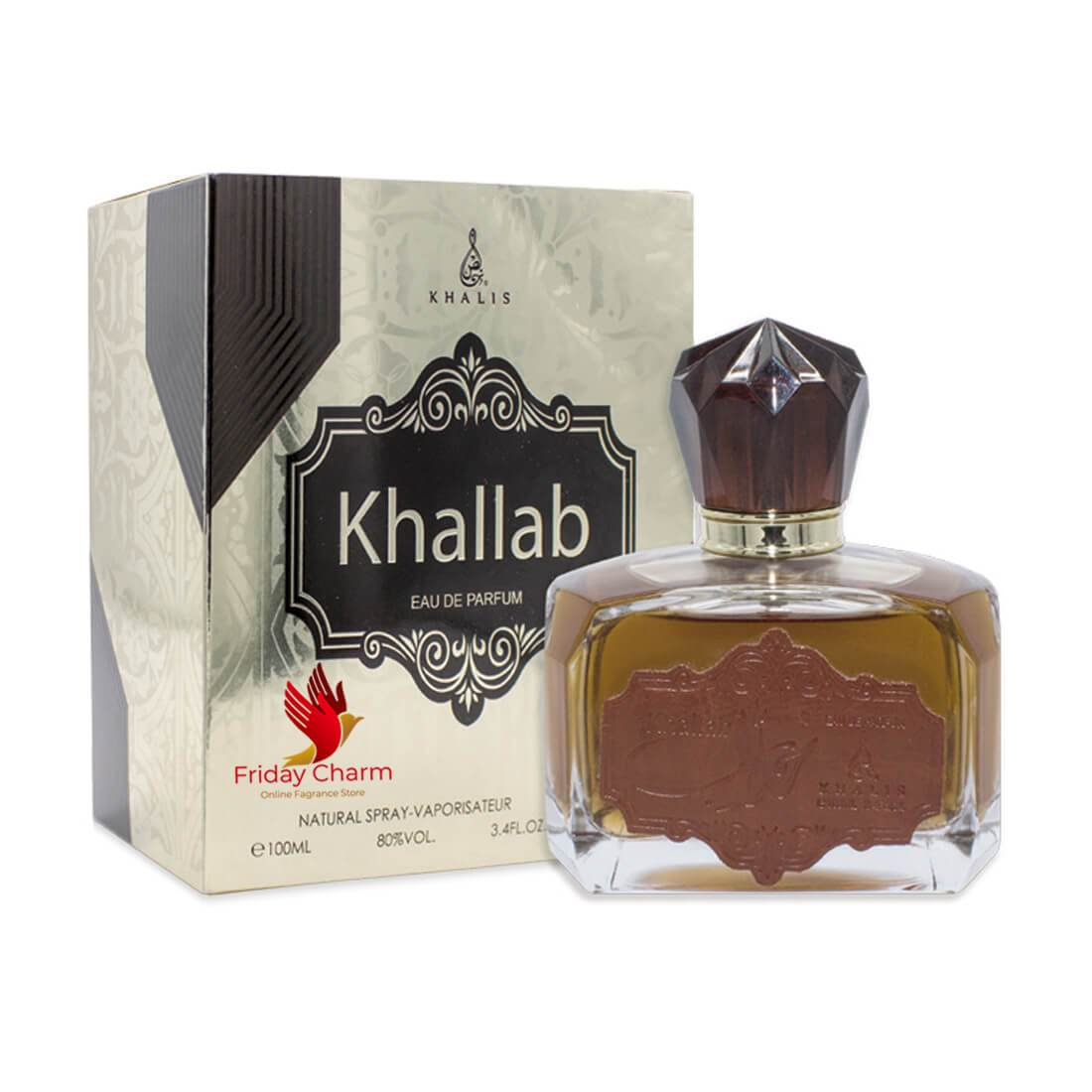 Khalis Khallab Fragrance Spray - 100 ml