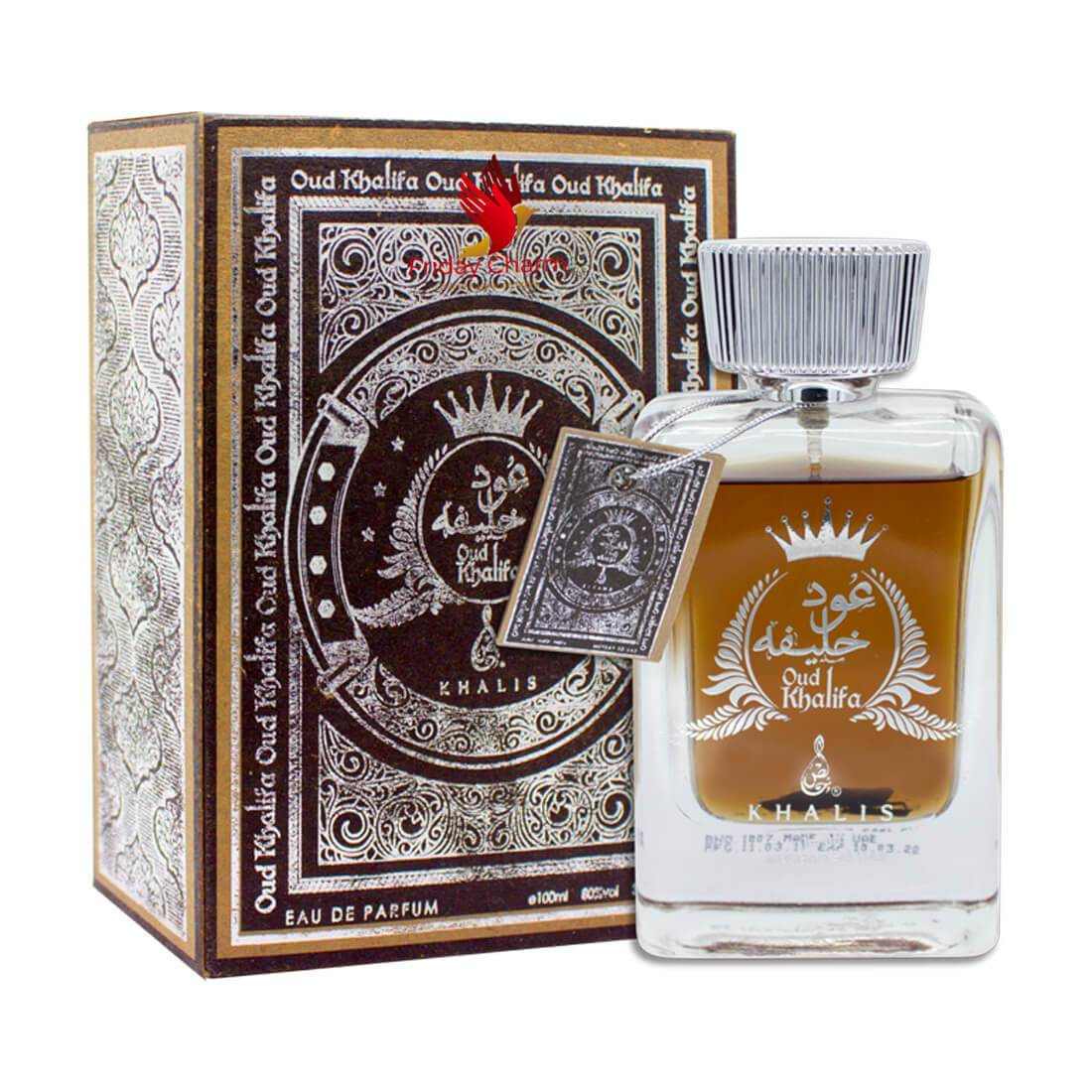 Khalis Oudh Khalifa Fragrance Spray - 100 ml