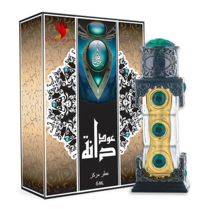 Khalis Oudh Danah Attar - 6ml