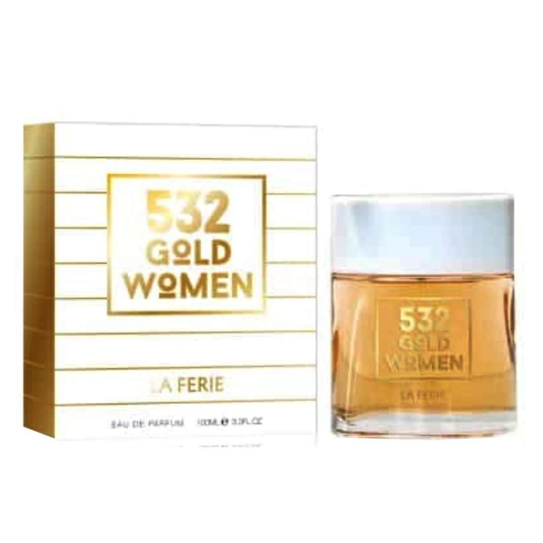 La Ferie 532 Gold Women Spray - 100ml