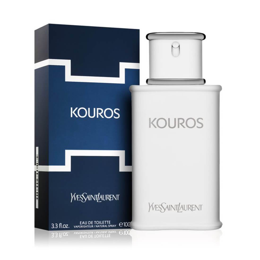 Yves Saint Laurent Kouros EDT Perfume For Men - 100ml