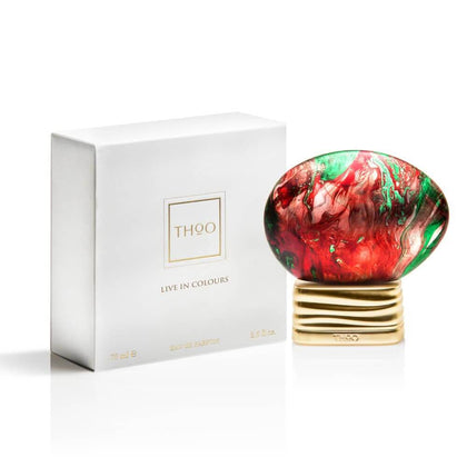 The House of Oud Live in Colors Eau de Parfum 75ml