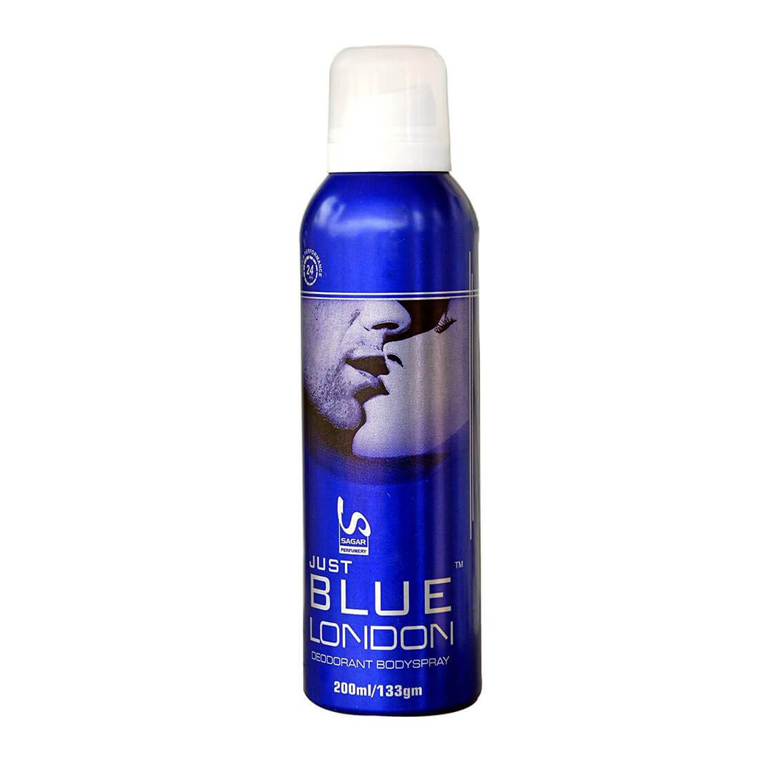 London Blue Deodorant Body Spray 200ml