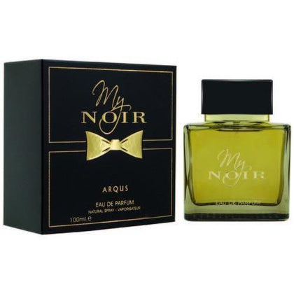 Arqus My Noir  Eau De   For Women Perfume Spray - 100ml