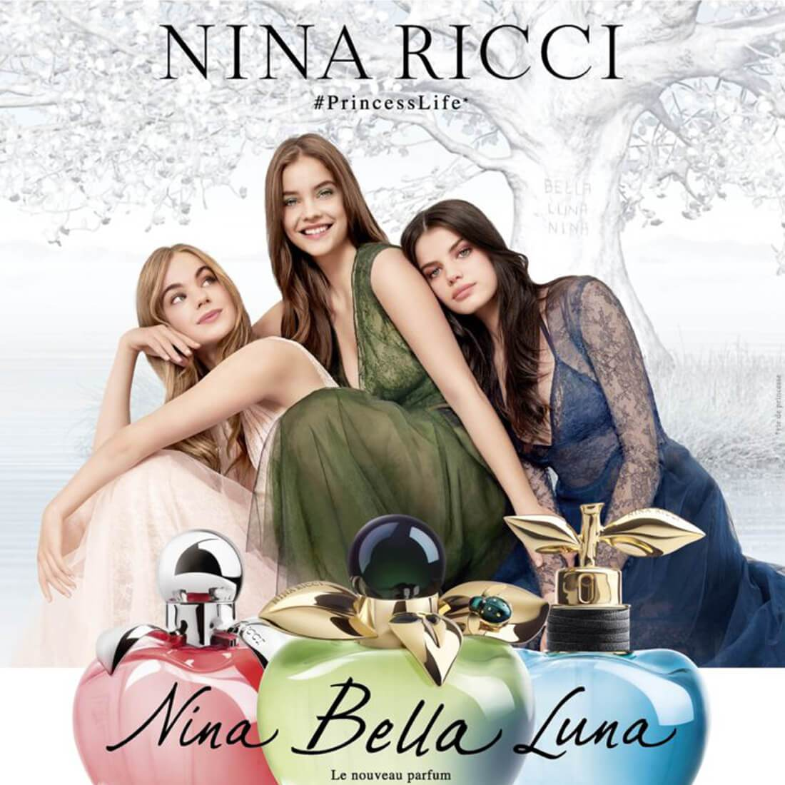 Nina Ricci Luna Eau De Toilette For Women - 80ml