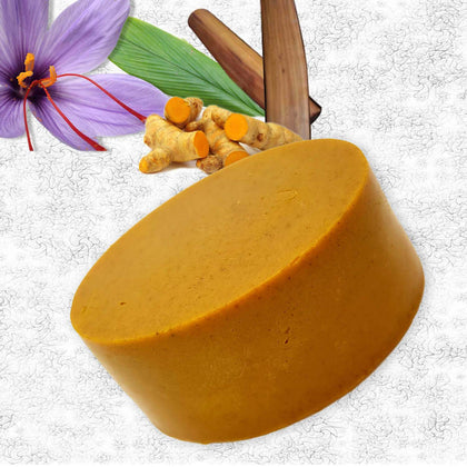 Organic Soap DE-TAN Anti Aging, Tan Remover Soap For Fair & Glowing Skin