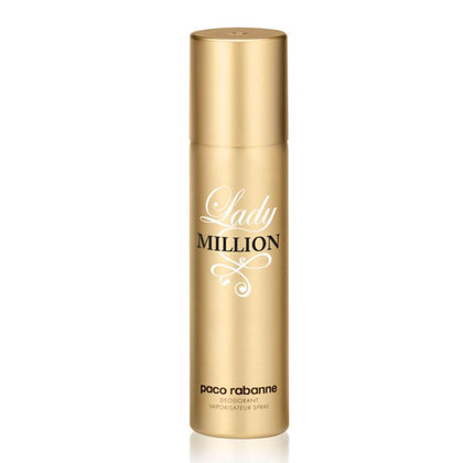 Paco Rabanne Lady Million Deodorant For Women - 150ml