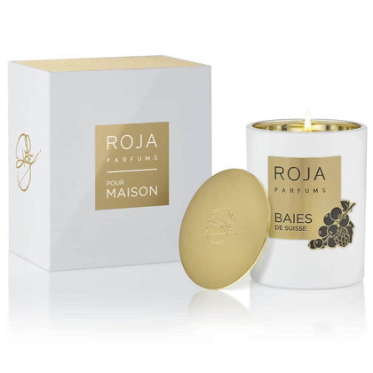 ROJA Baies De Suisse Candle 300gm
