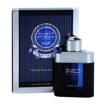 Rasasi Al Wisam Evening Eau De Perfume For Men - 100ml