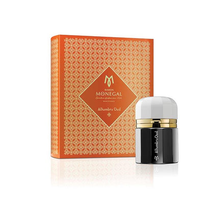 Ramon Monegal Alhambra Oud Extrait De Parfum 50ml