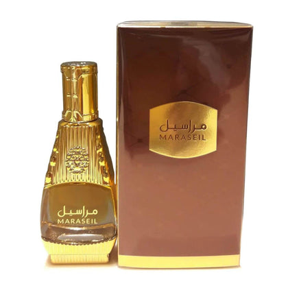 Rasasi Maraseil Attar For Men And Women - 15ml